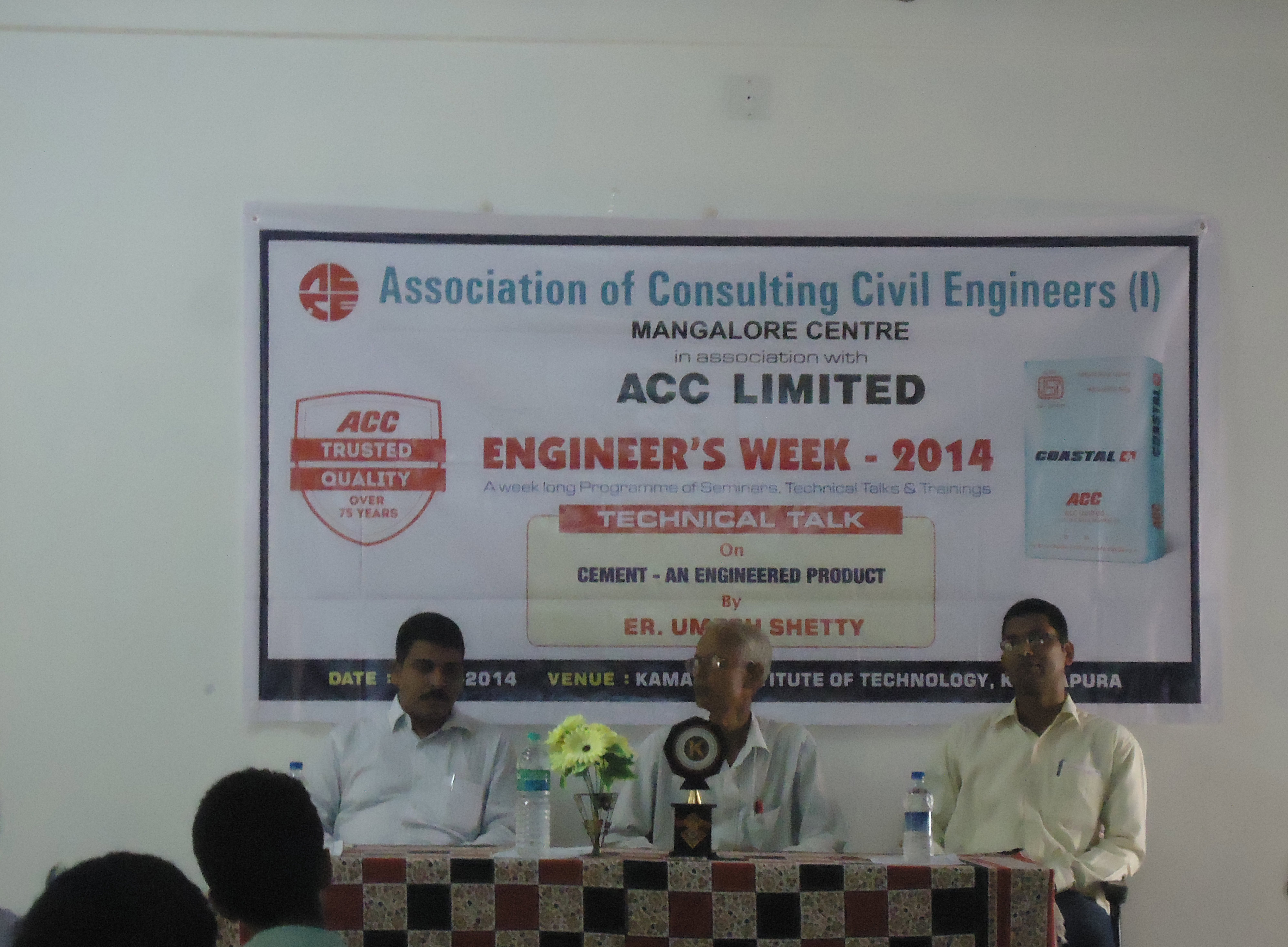 Seminar on Concrete Technology